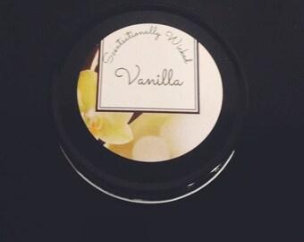 Vanilla Small Jar Candle