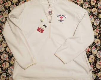 2008 Phillies World Series Champions Fleece with tags