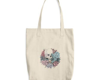 I Find Comfort In You Colored Cotton Tote Bag Made in the USA