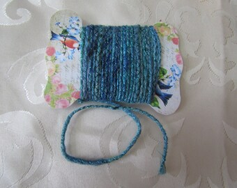 decorative cord junk journal embellishment