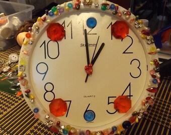 wizard of oz ruby slipper clock.