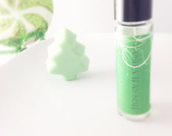 Vanilla Bean Noel - Perfume Oil - Roll On Perfume - Sugar Cookies, Caramel, Vanilla Bean