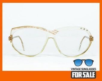 Vintage eyeglasses Cazal 162 col. 193 original made in West Germany 1984