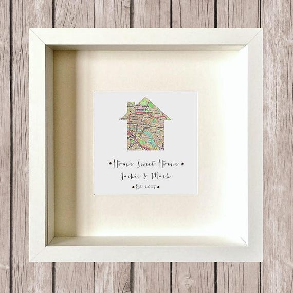 Home Sweet Home/ Our First Home/ New Home Personalised