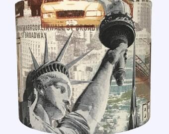 New York Lampshade