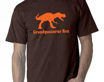 Grandpasaurus shirt, grandpa shirt, dinosaur shirt, gifts for grandpa, grandpa gift, Fathers day gift, birthday gift