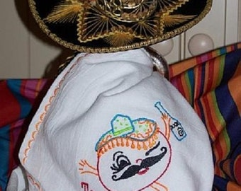 Tequila Dish Towel