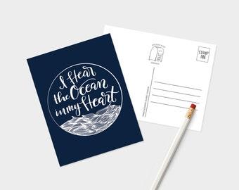 Beach Postcards, Nautical Postcards, Ocean Lovers, Beach Lover. Fisherman, Vacation Postcard, Sea Postcard, Cruise Lover, Travel Postcards