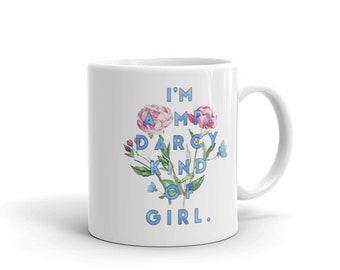 I am a mr. Darcy kinda gal... who isn't? Really?Mug