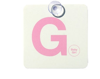 Baby girl Baby Plate
