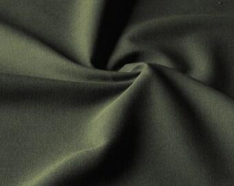 25 cm khaki cotton canvas