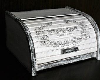 Vintage BREAD BOX, BREAD Bin. Wooden Bread box, Shabby Chic, Wooden bredbox, bread box wood, breadbox, bread boxes, breadbin, bread box