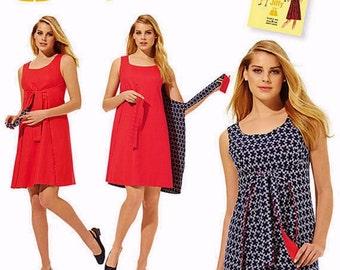 Reversible Wrap Dress Pattern, Jiffy Dress Pattern, Simplicity Sewing Pattern 1356