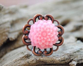 Mum Ring - Pink
