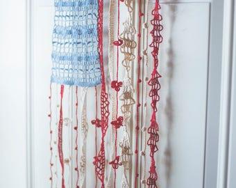 Crochet Pattern PDF for Bohemian American Flag