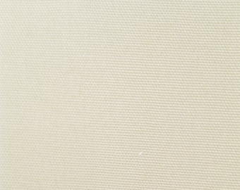 Heavy weight Natural Cotton Canvas fabric