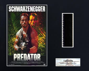 Predator (8 x 10) film cell