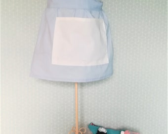 Nurse costume 2/3 years and accessories crochet