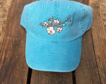 Peach Blossom Hat - Youth