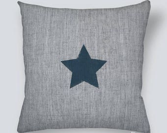 Pillow cover - star