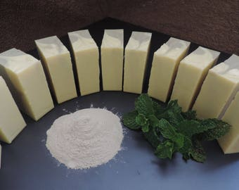 Mint - 30% of Shea butter SOAP