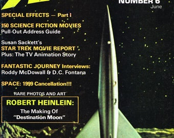 Starlog - Magazine No # 6 – 1977