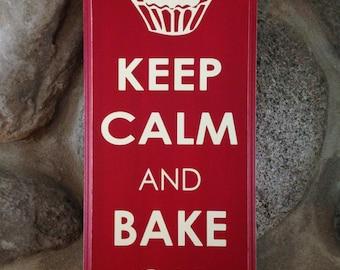 Keep Calm Bake On