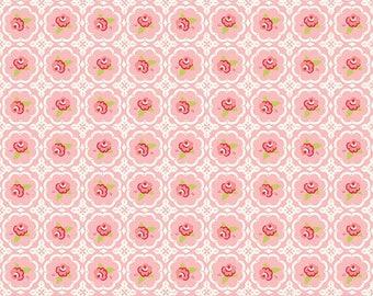 SALE Hello Gorgeous Rose Grid Pink C5693