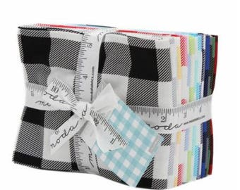 Buffalo Check Fat Quarter Bundle
