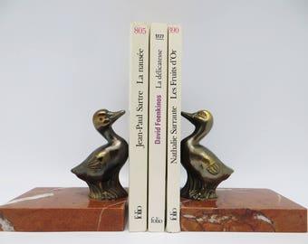 Pair of Art Déco bookends