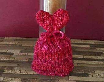 Heart Hat (You Choose Color)