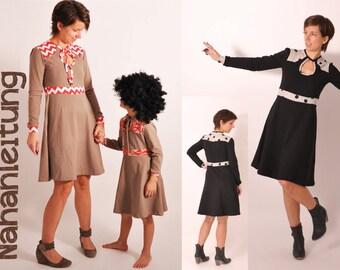 eBOOK #80 PARTY.kleid & Shirt • sizes XS-XXXL