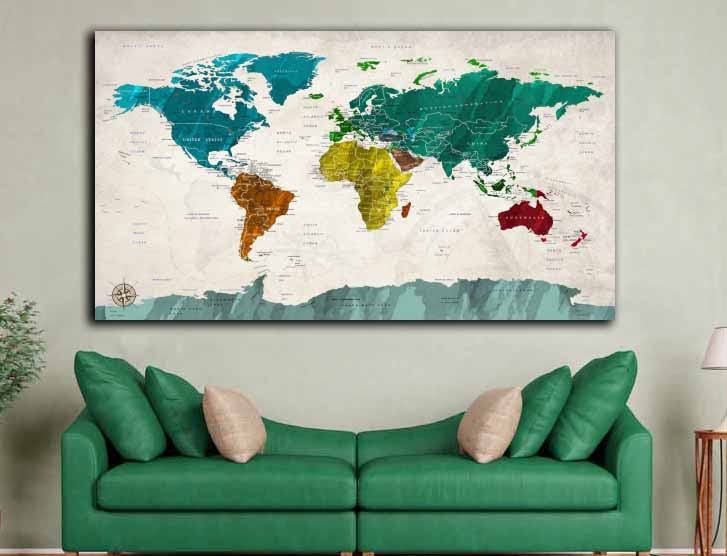World mappush pin world mapdetailed world mapworld map canvas world mappush pin world mapdetailed world mapworld map canvasworld map artpush pin map arttravel mappush pin mapworld map printmap gumiabroncs Choice Image