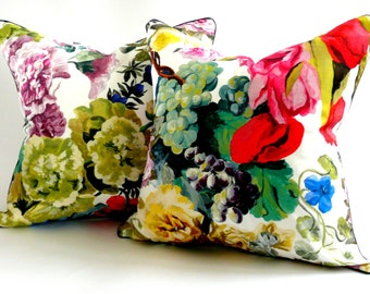 Designers Guild Orangerie Pillow Cover One Side or Both Sides