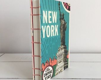 Handmade 4x6 Book - The Empire State