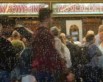 Broadway in the Rain