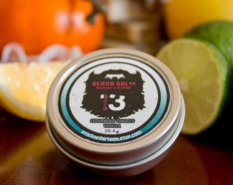 Citrus Beard Balms