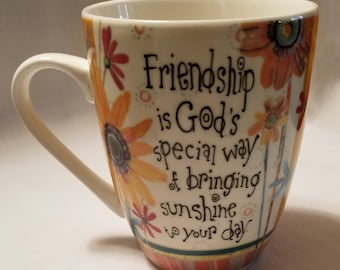 Mug, cup, encouragement, best friend gift, ministry gift, special occasion gift, inspiring, friendship gift