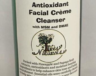 Antioxidant Facial Crème Cleanser