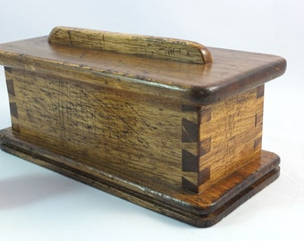 Rustic Box from Recycled Wood