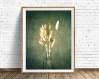 "photography, flowers, floral, instant download art, printable art, instant download, farmhouse chic, nature, rustic - ""Farmhouse Bouquet"""