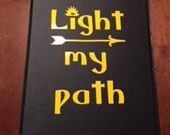 Light my path Reference Journal