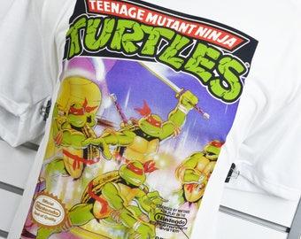 Teenage Mutant Ninja Turtles NES Shirt