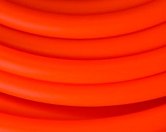 "HDPE Red Rocket (UV) Custom Hoop 5/8"" & 3/4"""
