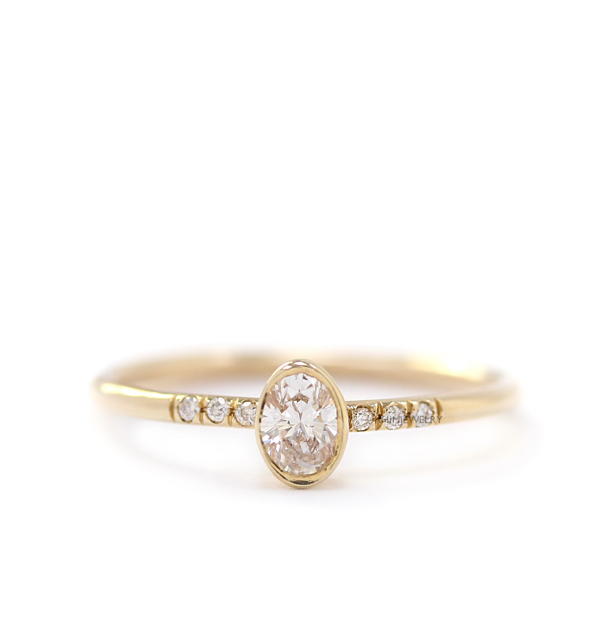setting default rose rings cut with ring champagne regular gold rsg princess halo engagement diamond scalloped in