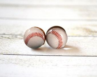 baseball gifts , baseball mom , baseball jewelry , baseball earring , sports jewelry , sports earrings