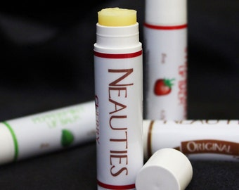 NEW! Lip Balm Subscription (3 Month) // All Natural Lip Balm // The World's MOST LOVED Lip Balms! // Neauties Premium Lip Products