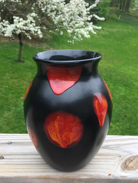 Vintage Poole Pottery Vasepoole Pottery Ceramicspoole