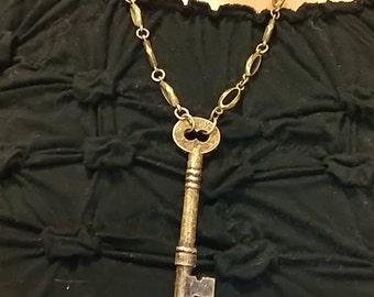 Steampunk Key to my heart