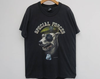 0508 - 90s - Special Forces - Shirt